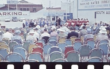 1962 - Service In Hindley St Commemorating First Service (12)
