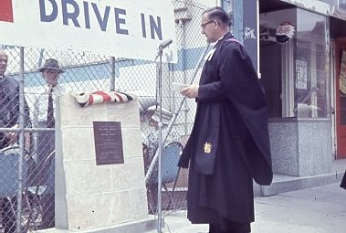 1962 - Service In Hindley St Commemorating First Service (15)