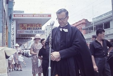 1962 - Service In Hindley St Commemorating First Service (21)