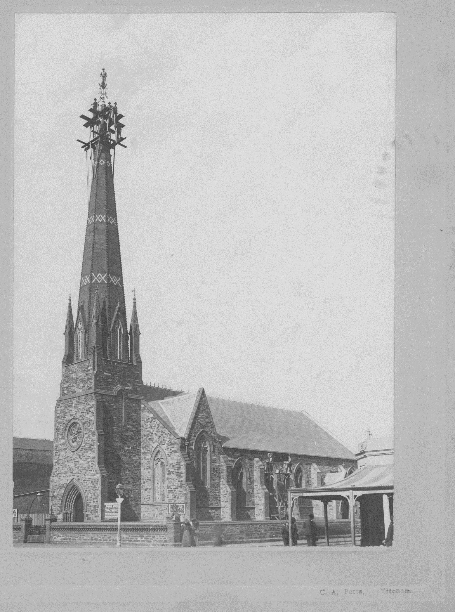 MaughanChurchCompletingSpire1870 (2)
