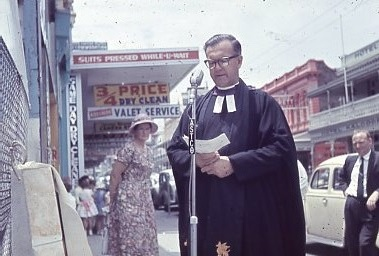 1962 - Service In Hindley St Commemorating First Service (4)