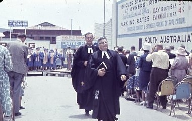 1962 - Service In Hindley St Commemorating First Service (8)