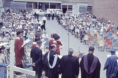 1962 - Service In Hindley St Commemorating First Service (9)