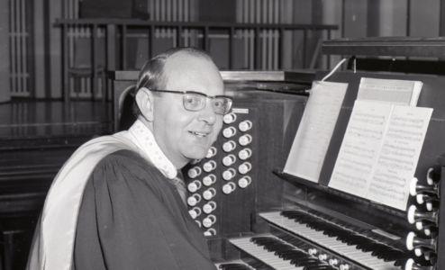 1976 - Organist