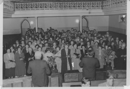 MaughanChurchOldChurchServicebefore1964